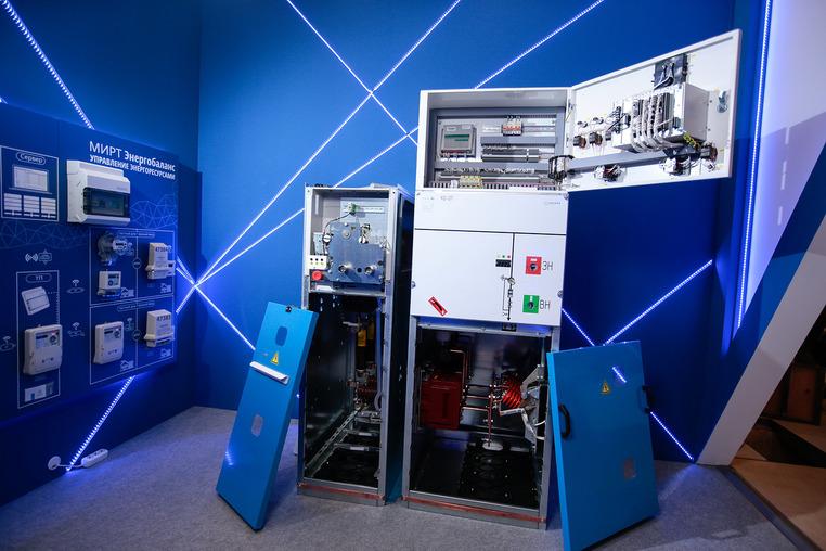 Выставка электрические сети 2017